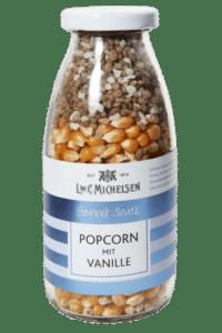 L.W.C. Michelsen - Popcorn mit Vanille - Hagelzucker mit Popcorn-Mais