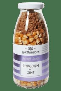 L.W.C. Michelsen - Popcorn mit Zimt - Hagelzucker mit Popcorn-Mais