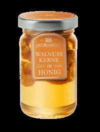 L.W.C. Michelsen - Walnusskerne in Akazien-Honig - Ganze Walnuss-Kerne in feinem Honig
