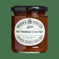WILKIN & SONS - Hot Mango Chutney - Scharfes Mango Chutney mit Mango-Stückchen