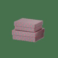 BUNGALOW - Mini Geschenkschachtel – Matis Salsa - 2er Set