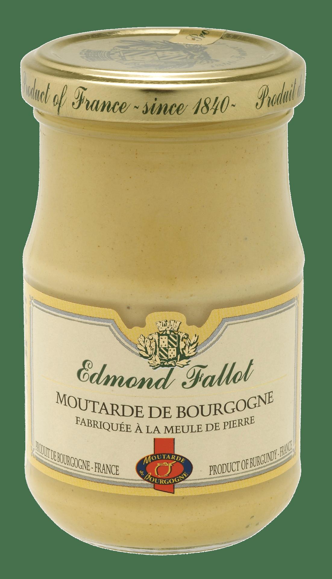 EDMOND FALLOT - FALLOT Dijon Senf aus der Burgund 105g - Moutarde de Bougogne