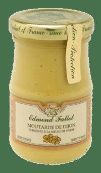 EDMOND FALLOT - FALLOT Dijon Senf – Klassisch 105g - Klassischer Dijon Senf - scharf
