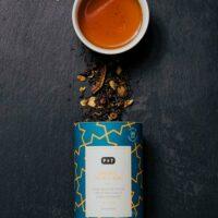 Paper & Tea - P&T Brave New Earl N°711 - Bio Earl Grey Tee mit Noten von Wacholder und Jasmin