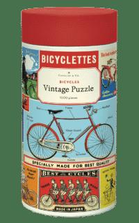 - Fahrräder – Vintage Puzzle - 1000 Teile
