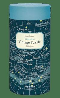 - Sternenkonstellation – Vintage Puzzle - 1000 Teile
