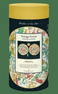 - Sternenbild – Vintage Puzzle - 1000 Teile