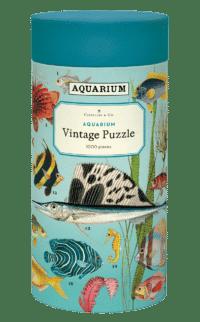 - Fisch – Vintage Puzzle - 1000 Teile