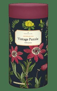 - Hebrarium – Vintage Puzzle - 1000 Teile