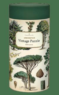 - Arboretum – Vintage Puzzle - 1000 Teile