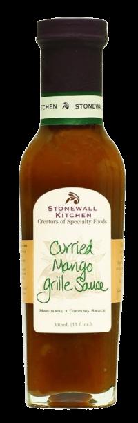 STONEWALL KITCHEN - Stonewall Kitchen – Curried Mango Grille Sauce - Grillsauce mit Curry und Mango