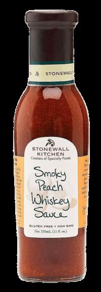 STONEWALL KITCHEN - Stonewall Kitchen – Smoky Peach Whiskey Sauce - Grillsauce mit Pfirsich & Whiskey