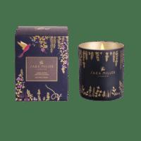 SARA MILLER - Amber, Orchidee & Lotus - Duftkerze