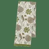 BUNGALOW - Tischtuch – Sitapur Moss - Bedruckte Tischdecke aus Baumwolle