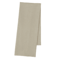BUNGALOW - Tischtuch – Mirra Sand - Tischdecke aus Baumwolle-Leinen