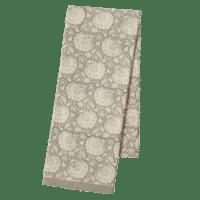 BUNGALOW - Tischtuch – Shimla Sand - Bedruckte Tischdecke aus Baumwolle