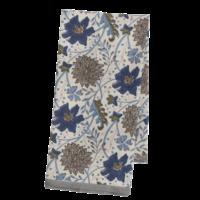 BUNGALOW - Tischtuch – Sitapur Topaz - Bedruckte Tischdecke aus Baumwolle