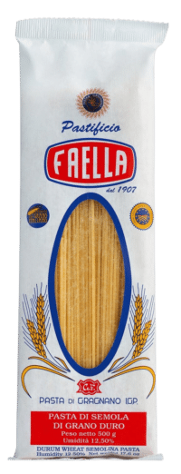 FAELLA - Spaghetti - Nudeln aus Hartweizengrieß
