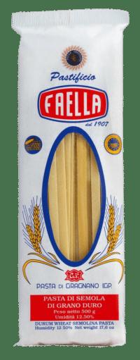 FAELLA - Fettuccine - Nudeln aus Hartweizengrieß