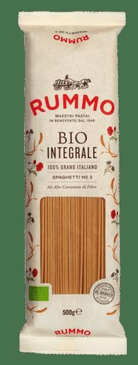 RUMMO - Vollkorn Spaghetti 'BIO' - Vollkornnudeln