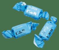CARTWRIGHT & BUTLER - Sea salted Toffees - Karamellbonbons mit Meersalz