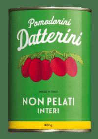 IL POMODORO PIÙ BUONO - Datterini – Kleine Datteltomaten - Pomodori Datterini - nicht geschält