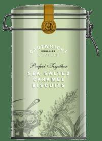 CARTWRIGHT & BUTLER - Salted Caramel Biscuits - Butterkekse mit gesalzenem Karamell
