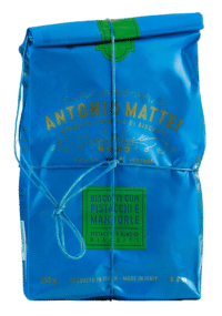 MATTEI - Cantuccini Pistacchi e Mandorle - Toskanische Kekse mit Pistazien und Mandel