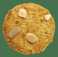 CARTWRIGHT & BUTLER - Flaked Almond Shortbread - Butterkekse mit Mandelblättchen