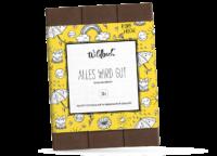 WILDBACH - Wildbach Schokolade – Alles wird gut - Edle Vollmilchschokolade 38%