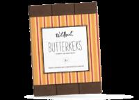 WILDBACH - Wildbach Schokolade – Butterkeks - Edle Vollmilchschokolade 38% mit Butterkeks-Stückchen
