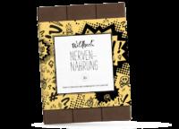 WILDBACH - Wildbach Schokolade – Nervennahrung - Edle Vollmilchschokolade 38%