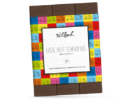 WILDBACH - Wildbach Schokolade – Erste Hilfe Schokolade - Edle Vollmilchschokolade 38%
