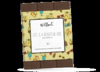 WILDBACH - Wildbach Schokolade – Life is a beautiful ride - Edle Vollmilchschokolade 38%
