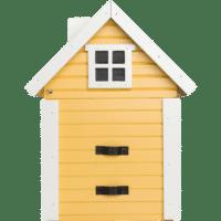 WILDLIFE GARDEN - Futtertisch & Vogelnistkasten Villa - Nistkasten aus Holz für Kleinvögel