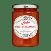 WIKLIN & SONS - Apricot & Armagnac - Feine Aprikosen Konfiture mit Armagnac (4% Vol.)