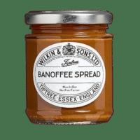 WIKLIN & SONS - Banoffee Spread - Feinster Bananen-Karamell- Aufstrich