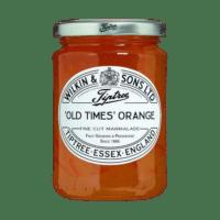 WIKLIN & SONS - Old Times Orangen Marmelade - mit fein geschnittener Schale