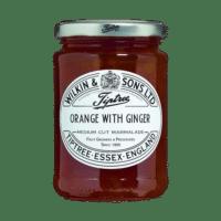 WIKLIN & SONS - Orange & Ginger - Feine Orangen Marmelade mit Ingwer