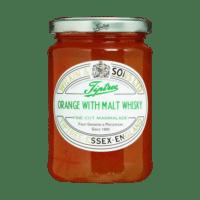 WIKLIN & SONS - Orange & Malt Whisky - Feine Orangen Marmelade mit Malt Whisky (4% Vol.)