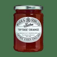 WIKLIN & SONS - Tiptree Orangen Konfiture - mit mittelfein geschnittener Schale