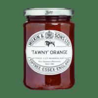 WIKLIN & SONS - Tawny Orangen Konfiture - mit grobgeschnittener Schale