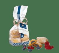 DOLCI DI EFREN - Fagottini frutti di bosco - Buttergebäck mit feinen Fruchtfüllung