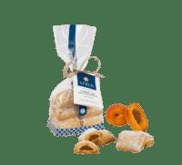DOLCI DI EFREN - Fagottini all'albicocca - Buttergebäck mit feinen Fruchtfüllung