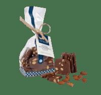 DOLCI DI EFREN - Fettine alle mandorle e cacao - Mürbegebäck mit Mandeln