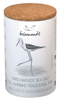 BELAMANDIL - Sal Marinho Tradicional Fino - feines Meersalz