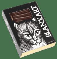 BLANXART - Katzenzungen – Zartbitterschokolade - Edelbitter