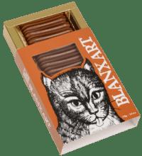 BLANXART - Katzenzungen – Vollmilchschokolade - Vollmilch