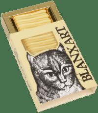 BLANXART - Katzenzungen – Weiße Schokolade - Weiße Schokolade