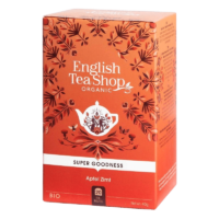 English Tea Shop - Apfel Zimt – BIO Tee - 20 Beutel